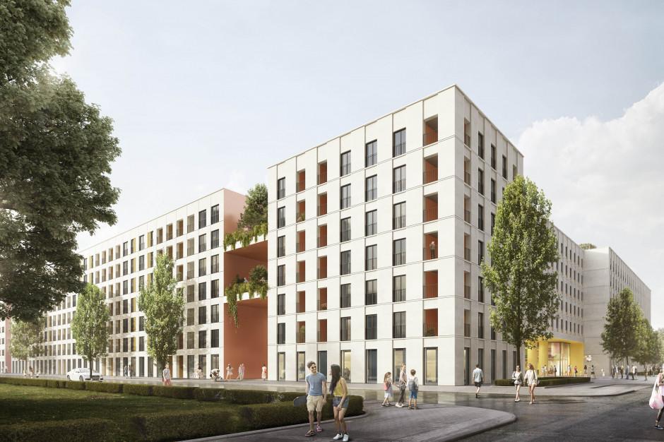 Mieszkanie Plus w Warszawie. Projekt BE DDJM Architekci zwyciężył w konkursie PFR Nieruchomości