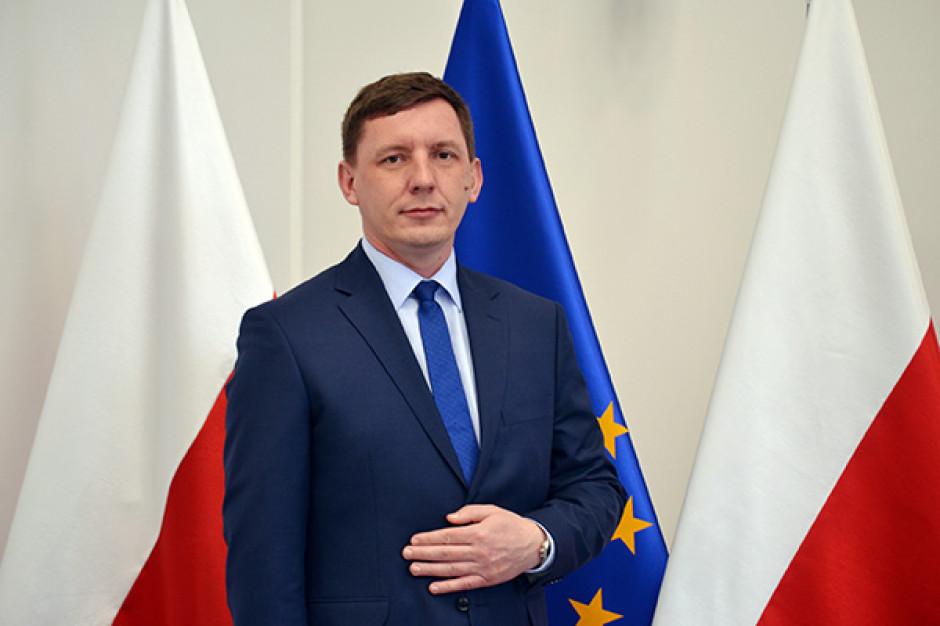 Wielkopolskie: Ryszard Józef Paech obejmie obowiązki burmistrza Obrzycka