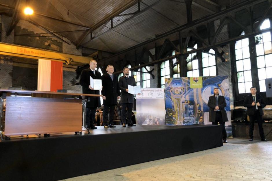 Podpisano list intencyjny ws. budowy HUB-a technologicznego w Katowicach