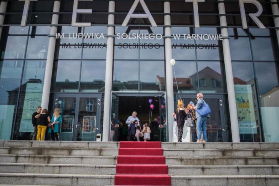 Teatr Solskiego w Tarnowie uzyskał dotacje z MKiDN na trzy wydarzenia