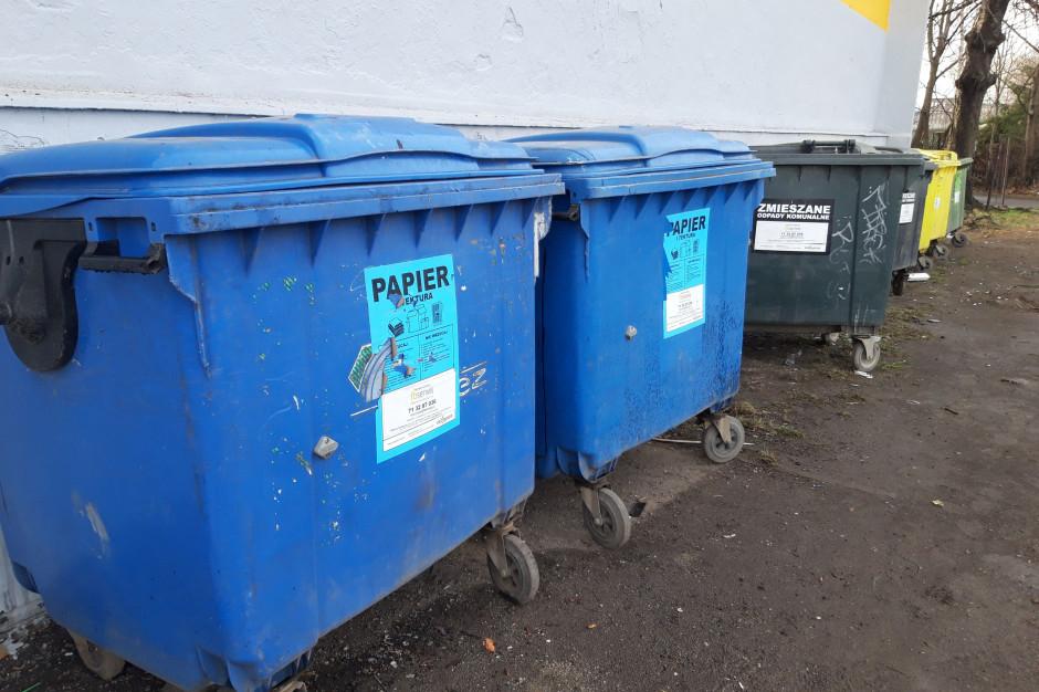 Opłata za śmieci w Tarnowie będzie powiązana ze zużyciem wody