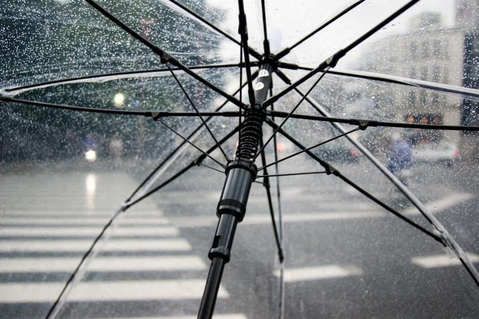 Ostrzeżenie meteorologiczne przed wiatrem i wezbraniem wód