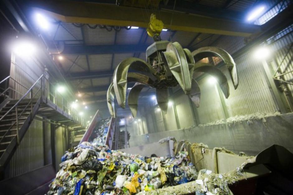 Gdyby wszyscy chętni zbudowali spalarnie, zabrakłoby odpadów