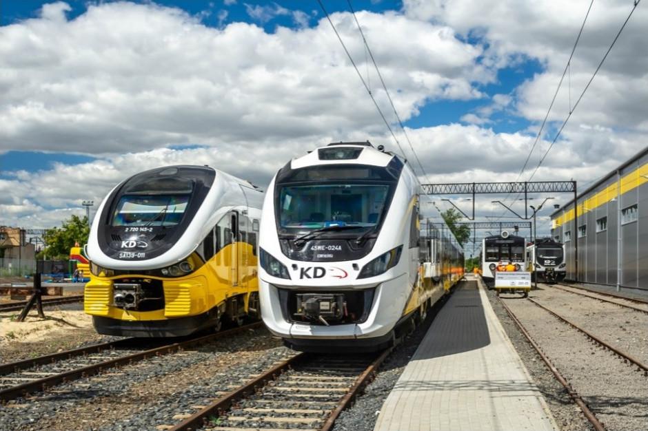Kolej mogłaby wrócić do dziesiątków miast w Polsce. Ten region przykładem
