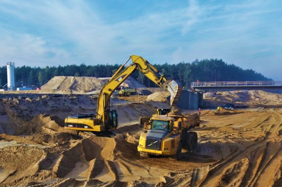 Jest umowa na budowę odcinka A2 od Warszawy do Mińska Mazowieckiego