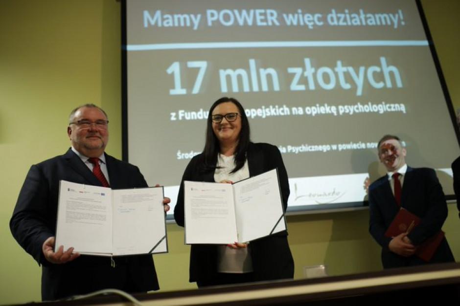 Nowy Targ: Ponad 17 mln zł na Centrum Zdrowia Psychicznego