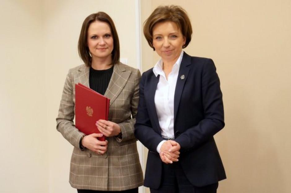 Anna Schmidt-Rodziewicz pełnomocnikiem rządu ds. równego traktowania
