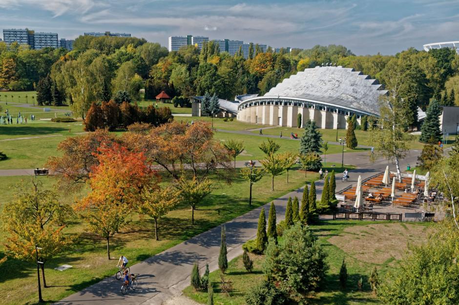 Park Śląskie jest największym miejskim parkiem w Polsce i jednym z największych w Europie (fot. Mirosława Skórka/Shutterstock)