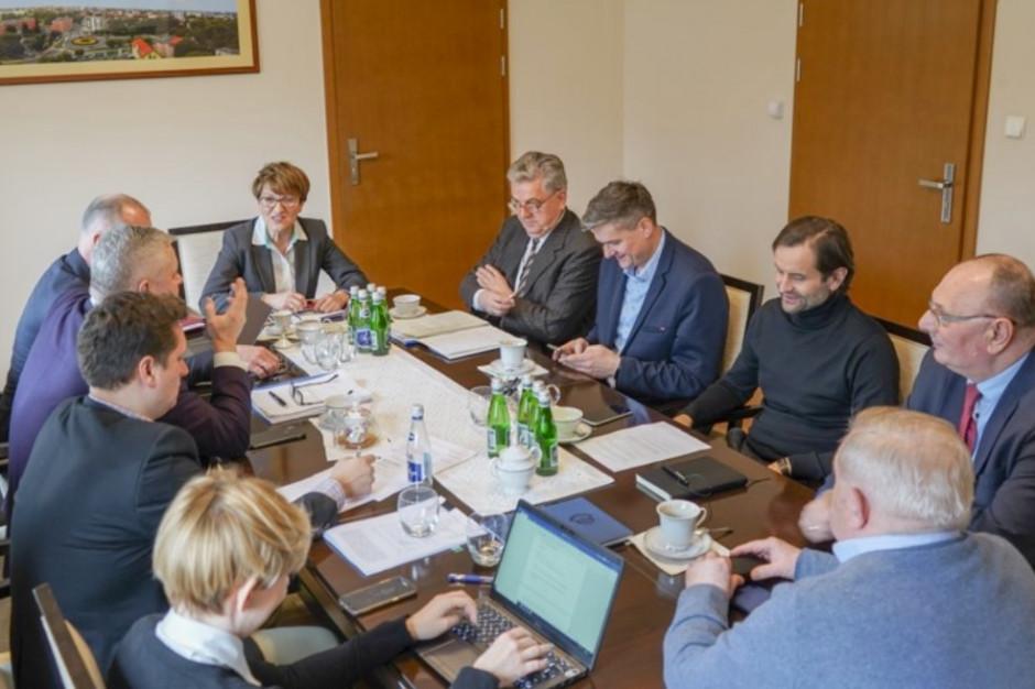 Zielonogórski Szpital Uniwersytecki otrzyma 2 mln zł wsparcia rządowego