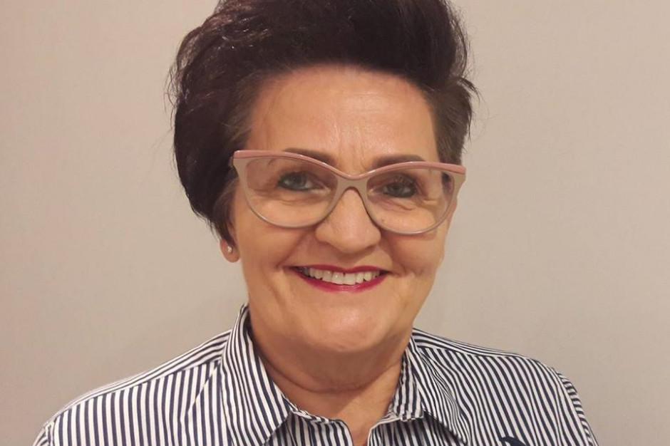 Barbara Kuźmicka-Rogala - starosta, który chce likwidacji powiatów