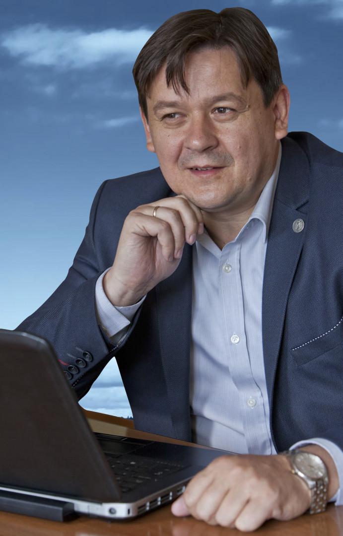 Andrzej Wójtowicz, prezes Wodociągów Słupsk