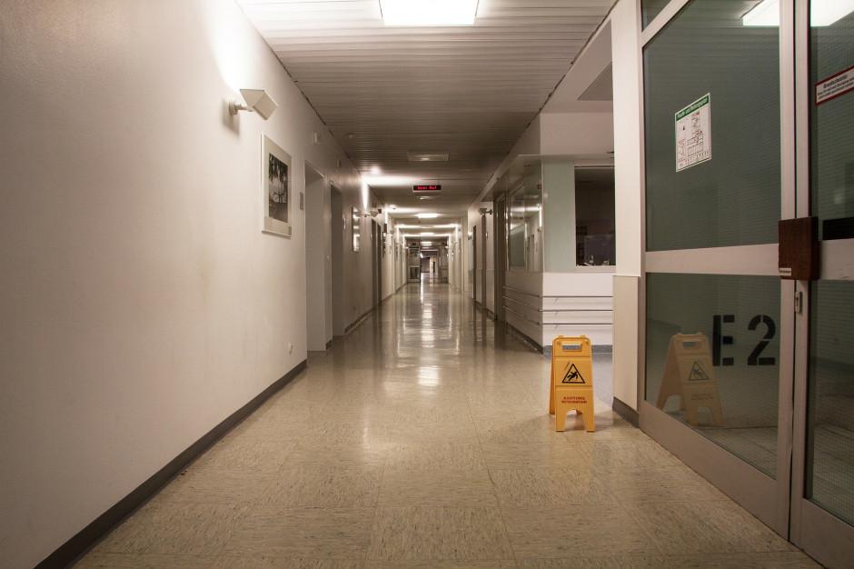 Pacjent z podejrzeniem zakażenia koronawirusem badany w Cieszynie