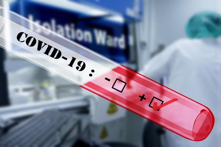MZ: potwierdzono dwa nowe przypadki zarażenia koronawirusem