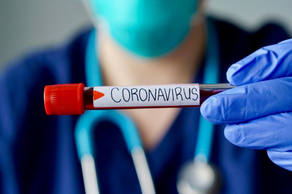 Mazowieckie: Dwa przypadki koronawirusa
