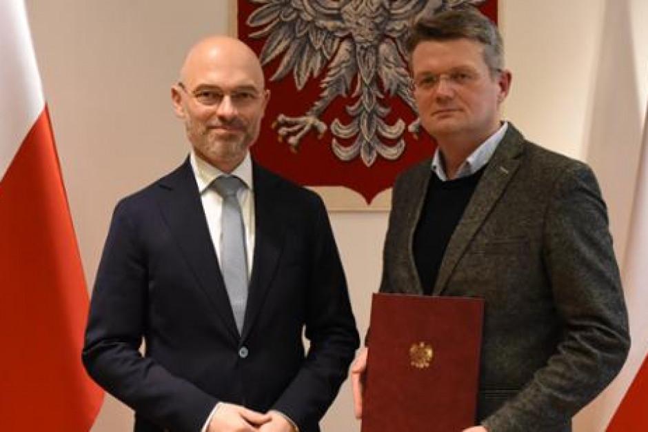 Artur Lorkowski wiceprezesem Narodowego Funduszu Ochrony Środowiska