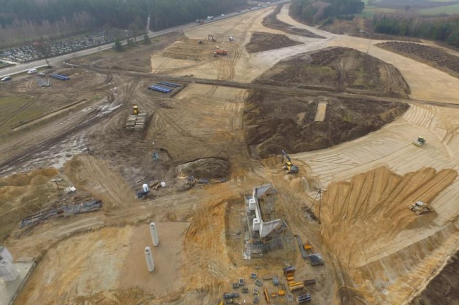 Jest zezwolenie na budowę odcinka trasy S7 Napierki-Mława