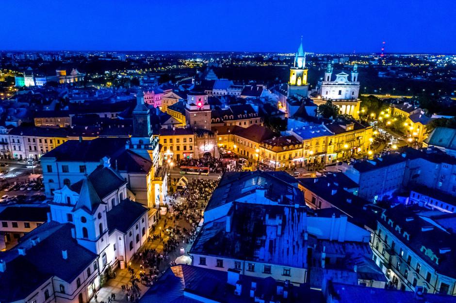 Lublin w finałowej rozgrywce o tytuł Europejskiej Stolicy Młodzieży 2023