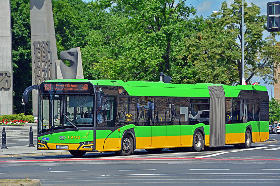 Poznań podnosi ceny biletów na komunikację miejską