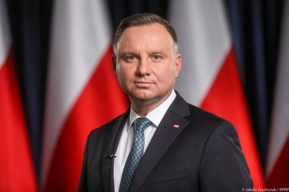 5. rocznica wyboru Andrzeja Dudy na prezydenta