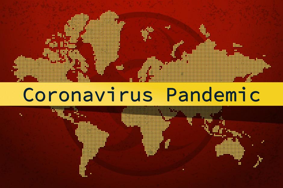 WHO ogłasza pandemię koronawirusa Covid-19