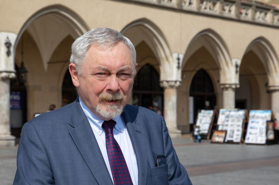 Prezydent Krakowa apeluje o zachowanie ostrożności i o pomaganie potrzebującym