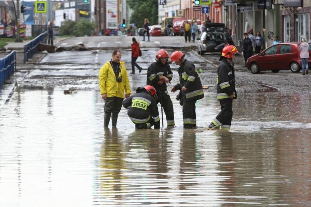 Zdaniem ekspertów, plany miejscowe powinny uwzględniać zmiany klimatyczne (fot. Grzegorz Mehring/www.gdansk.pl)
