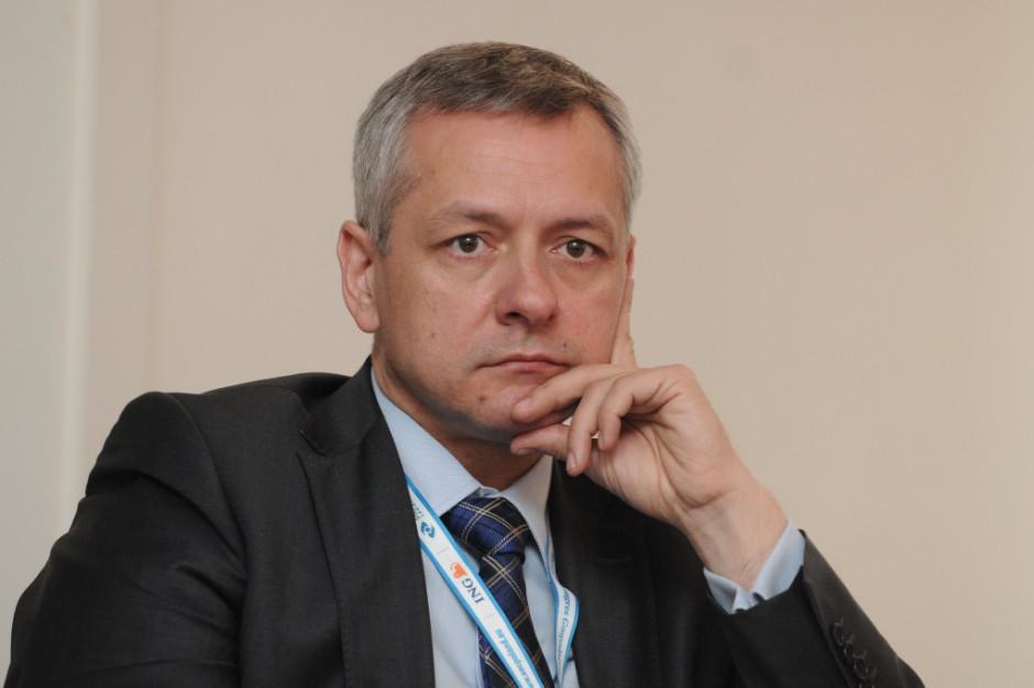 Marek Zagórski: będziemy namawiać samorządy do przejścia w chmurę