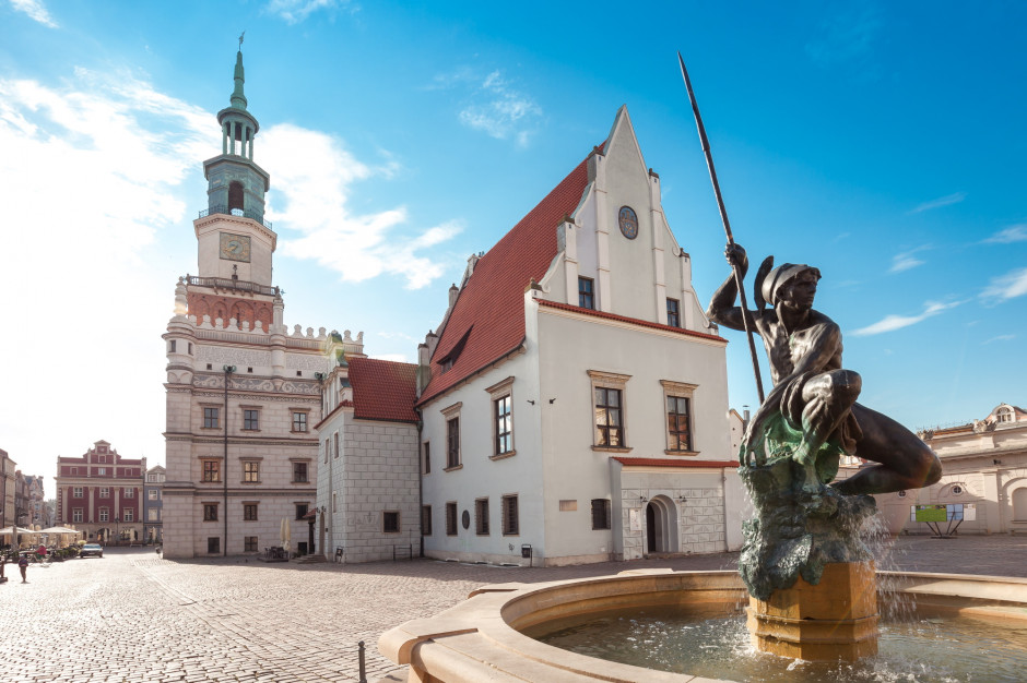 Poznań chce zaciągnąć pół miliarda złotych kredytu
