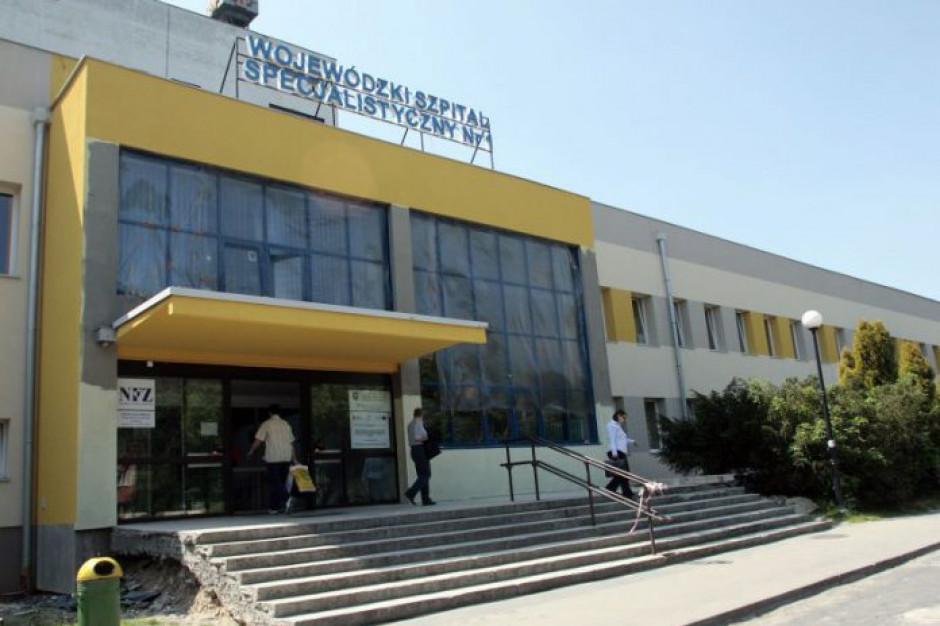 Wojewódzki Szpital Specjalistyczny w Tychach drugim zakaźnym w województwie