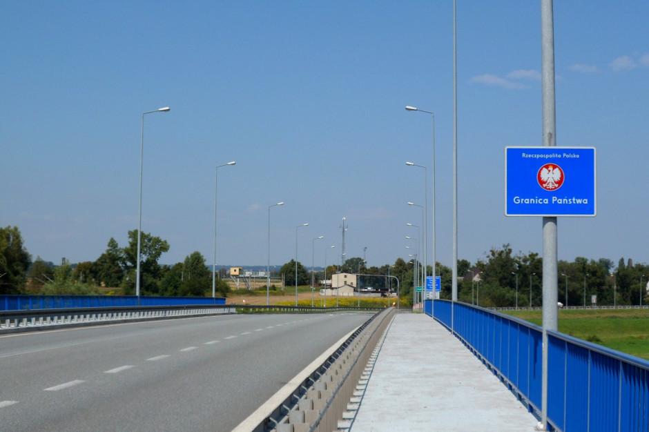 Przejścia graniczne na wewnętrznej granicy Polski w ramach strefy Schengen