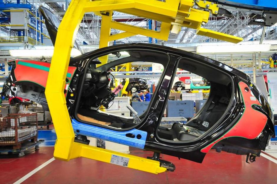 Fabryka samochodów FCA w Tychach zawiesiła produkcję