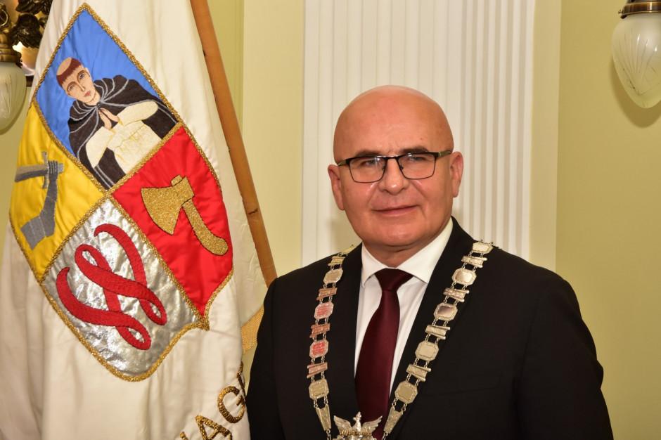 Zarzuty korupcyjne dla burmistrza Wągrowca