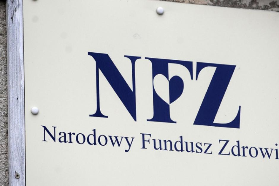 Jest zmiana planu finansowego NFZ