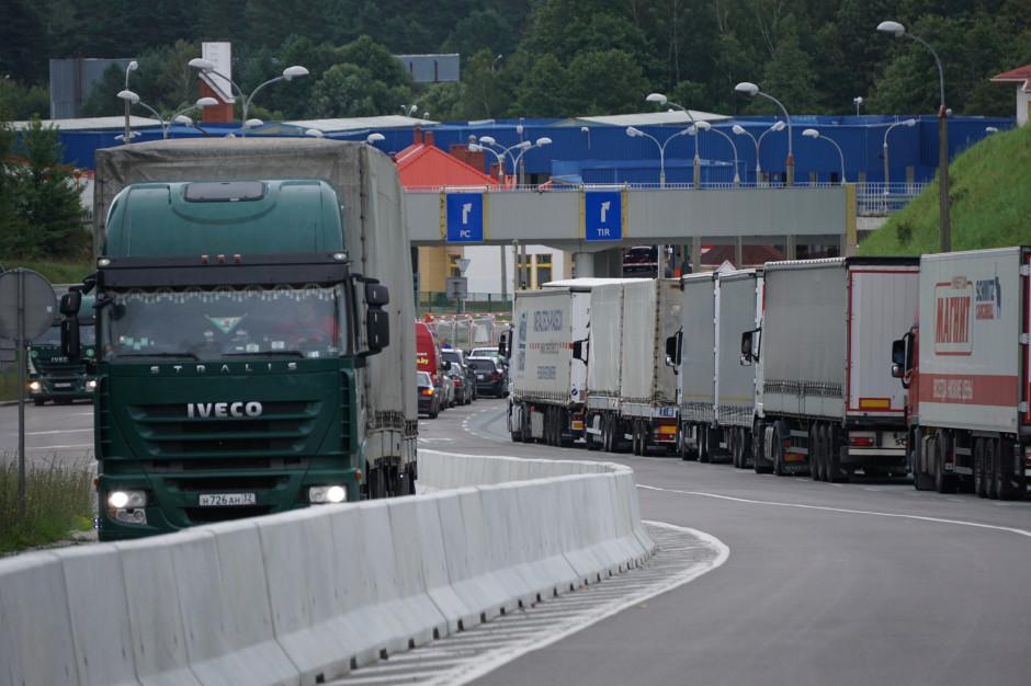 Koniec blokady na przejściu granicznym w Świecku