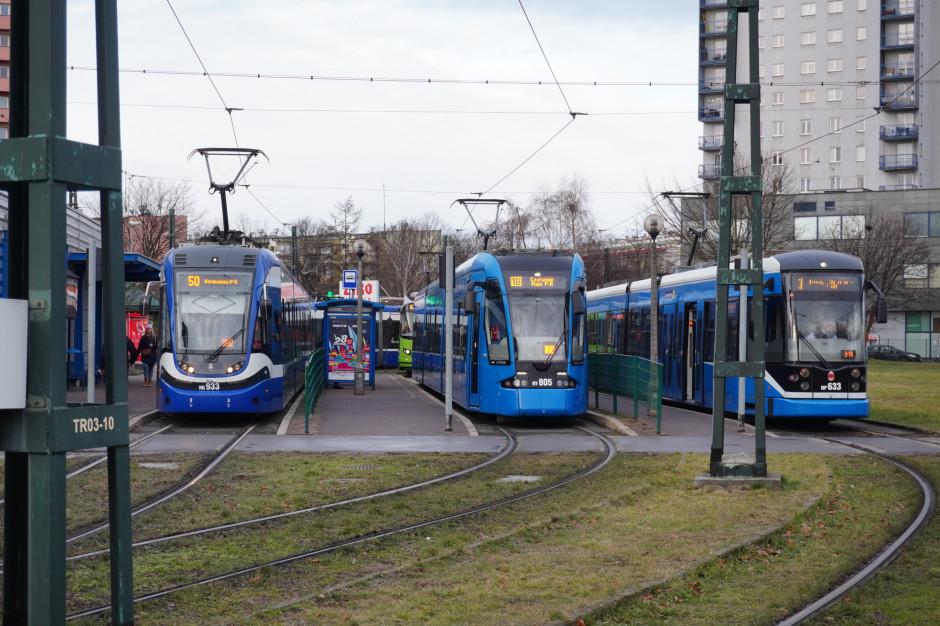 Od środy krakowskie tramwaje będą kursować według sobotnich rozkładów