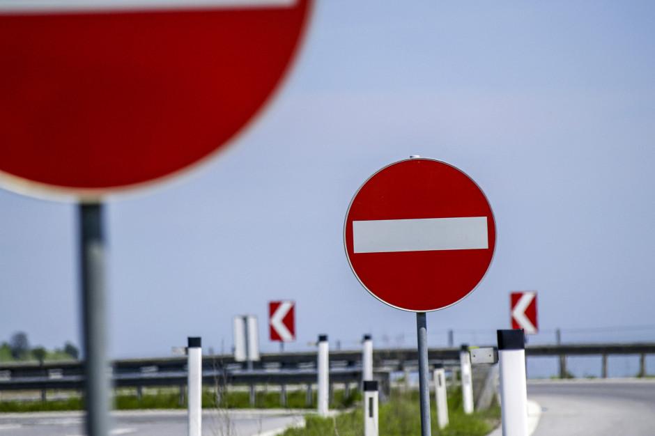 Węzeł Gorzyce na autostradzie A1 będzie całkowicie zamknięty