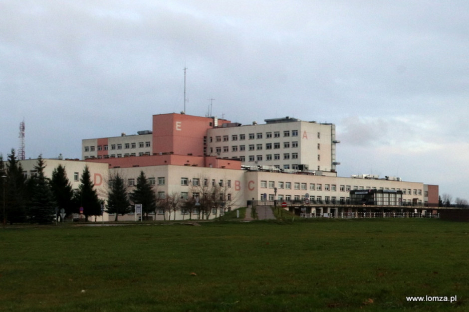 Łomża: Rada Miasta chce zmiany decyzji ws. przekształcenia szpitala wojewódzkiego w zakaźny