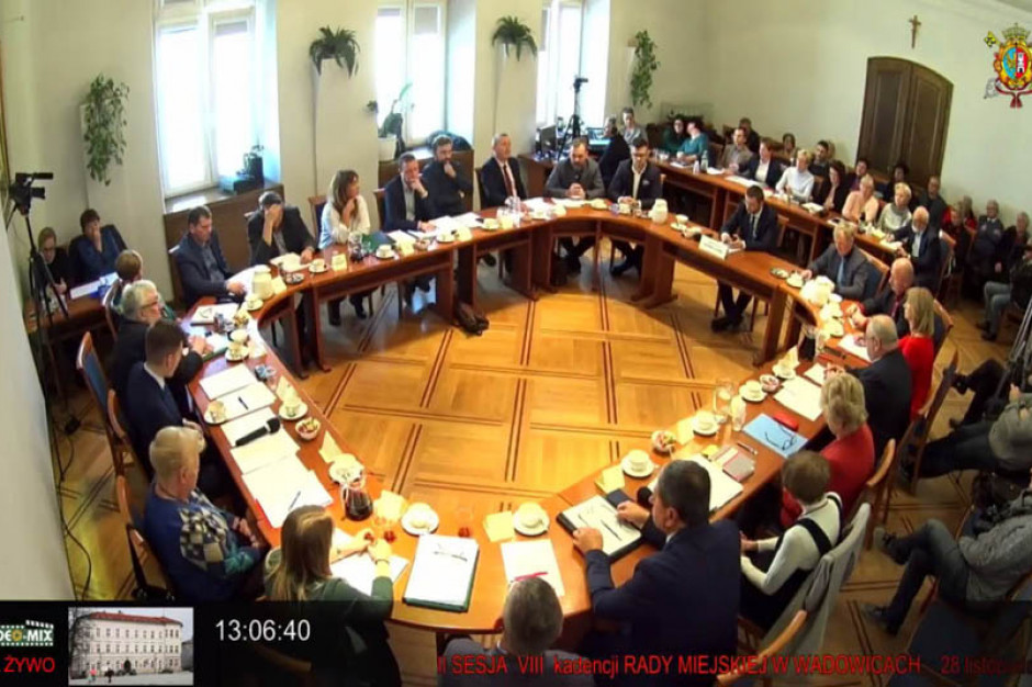 Stefan Płażek: sesje rad gmin w wersji online dopuszczalne