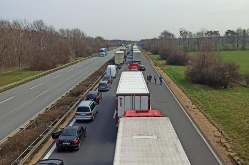Powiaty o drogach, pojazdach i przepisach