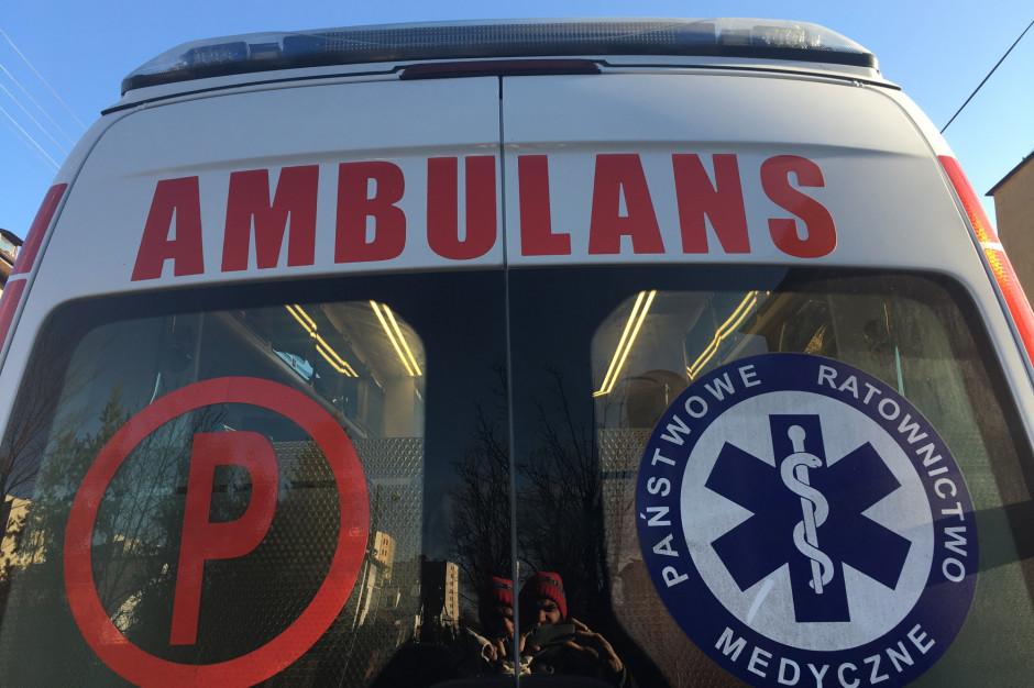 Samorząd województwa kupił 30 nowych ambulansów