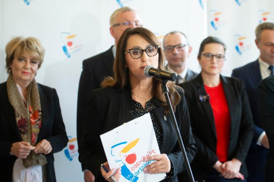 Unia Metropolii Polskich apeluje do rządu o pomoc samorządom w związku z pandemią koronawirusa