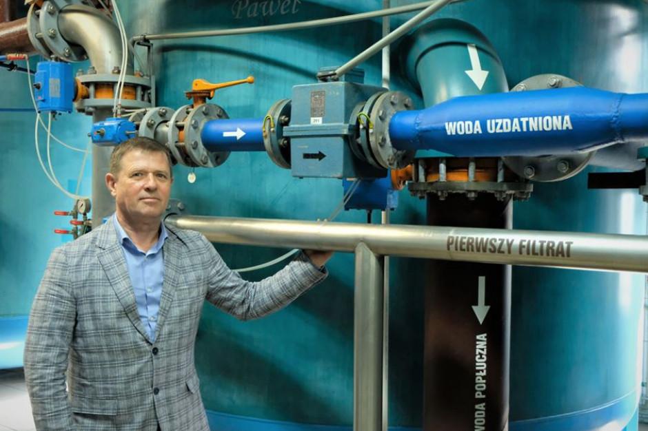 Współpraca spółek wodociągowych – konieczna wobec nowych wyzwań