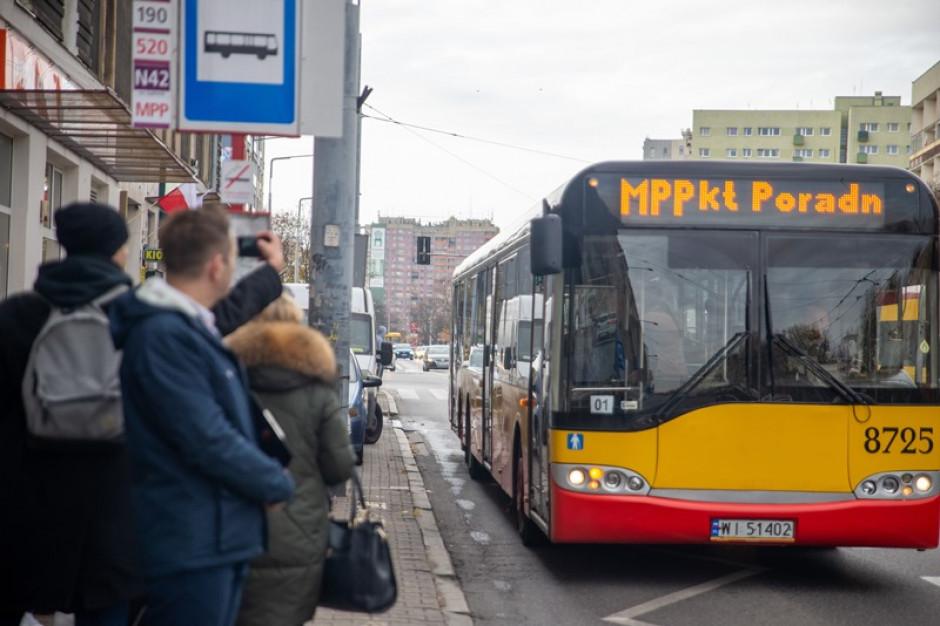 Warszawa: dodatkowa pomoc dla bezdomnych