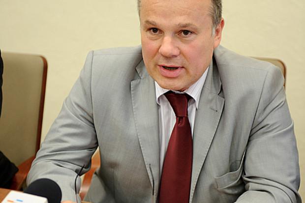 Tomasz Uciński, przewodniczący Krajowej Izby Gospodarki Odpadami i prezes Przedsiębiorstwa Gospodarki Komunalnej w Koszalinie (fot.tarnow.pl)