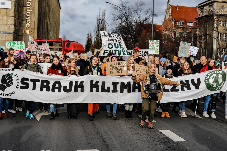 Młodzieżowy Strajk Klimatyczny odbędzie się wirtualnie
