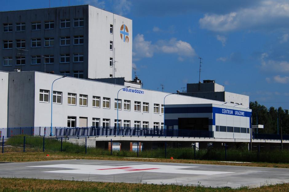 SOR szpitala w Częstochowie znów otwarty. Zamknięta izba przyjęć w Świętochłowicach