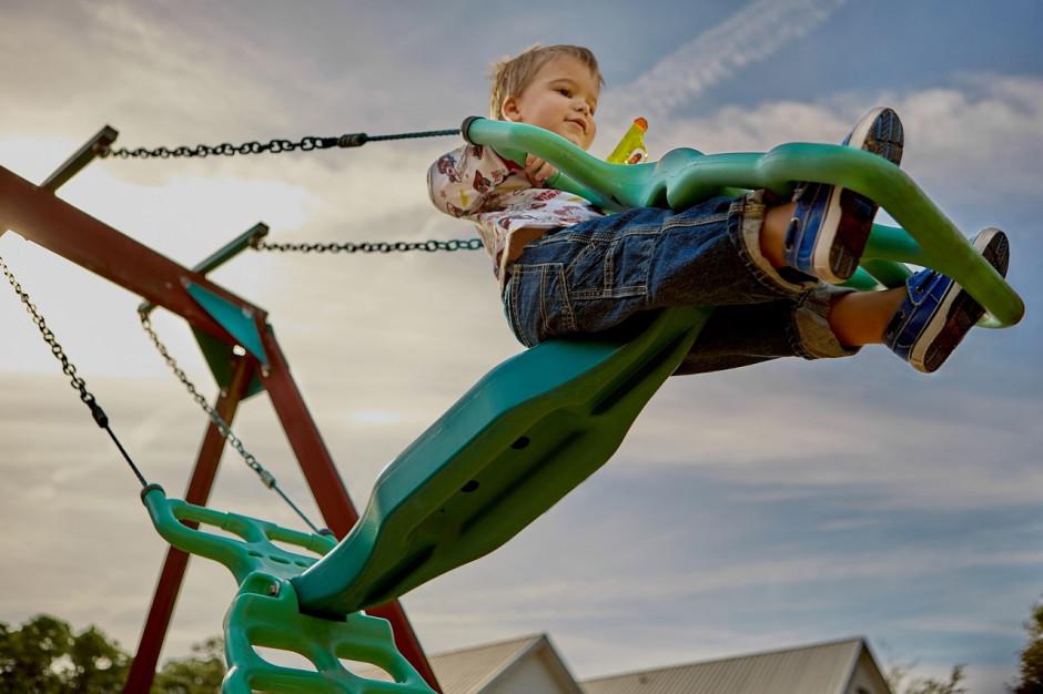 Sosnowiec wprowadza zakaz korzystania z placów zabaw i siłowni plenerowych