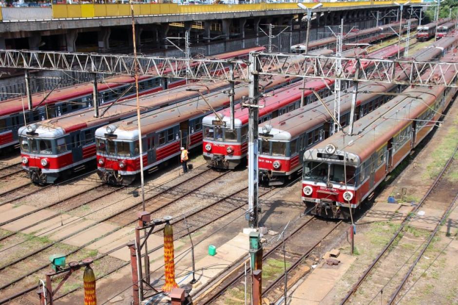 Kolejowy przewoźnik odwołuje kolejne pociągi