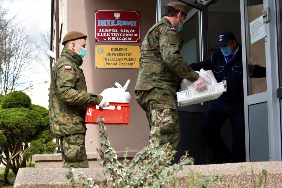 Wielka pomoc w czasie epidemii: wojsko uruchomiło aplikację dla samorządów
