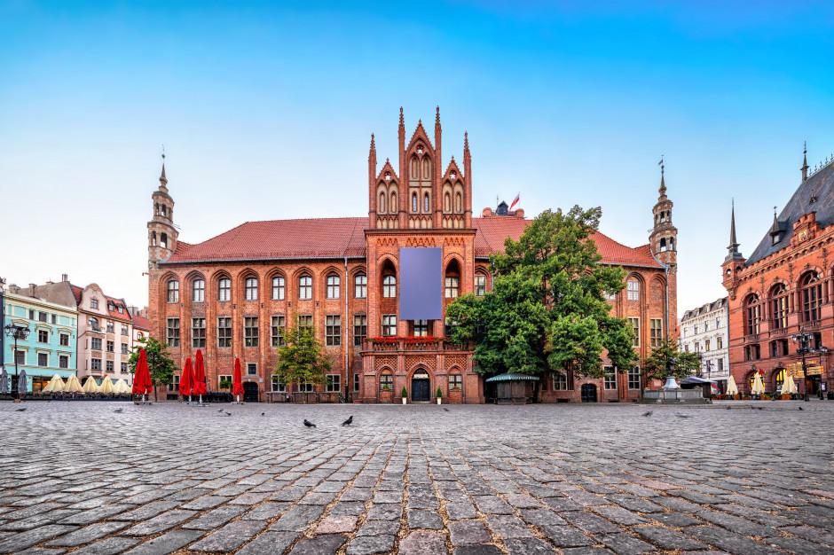 Toruń wdraża program pomocy przedsiębiorcom